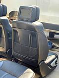 Салон Сидіння 3 ряду ШКІРА Mercedes GL X164 2006-2012рр, фото 2