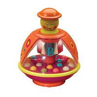 Развивающая игрушка Юла Мандаринка Battat (BX1119Z)