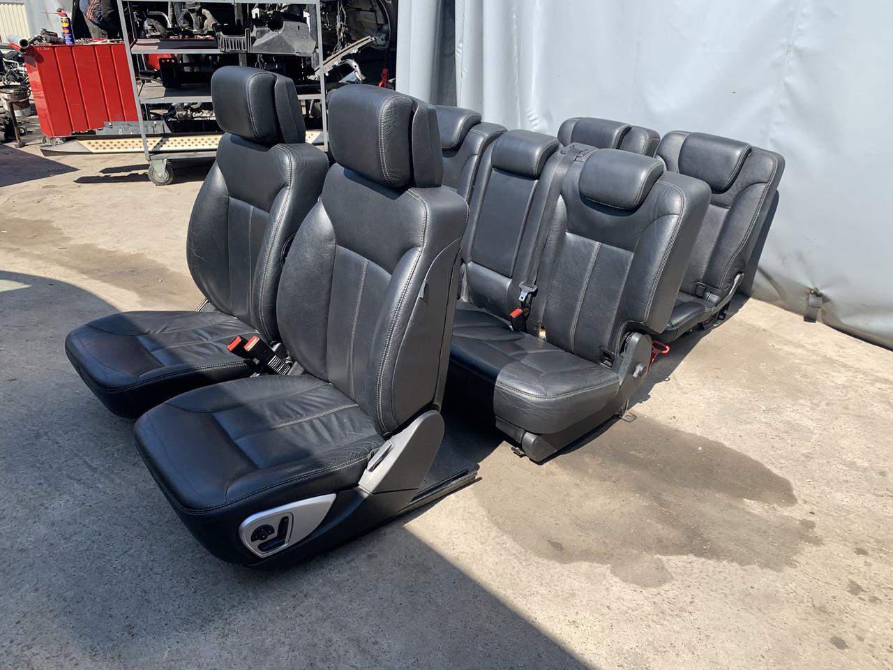 Салон Сидіння 3 ряду ШКІРА Mercedes GL X164 2006-2012рр
