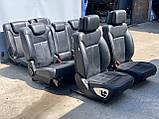 Салон Сидіння 3 ряду ШКІРА Mercedes GL X164 2006-2012рр, фото 6