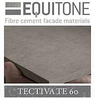 EQUITONE TECTIVA (TE-60) 2520х1240х8 мм Фіброцементна фасадна панель ЭКВИТОН