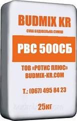 Ремонтный раствор на минеральной основе для структурного ремонта BUDMIX KR РВС 500СБ (25 кг)