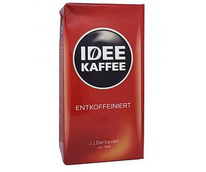 Кофе J.J.Darboven Idee Kaffee Entkoffeiniert молотый 500 г