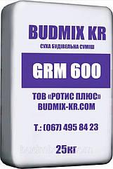 Безусадочный быстротвердеющий подливочный однокомпонентный раствор на минеральной основе BUDMIX KR GRM 600