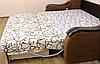 Диван раскладной Адель 1,2 ткань Сиена-1 и Однотон (Катунь ТМ), фото 3