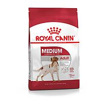 Royal Canin Medium Adult 15 кг - сухой корм для взрослых собак средних пород Роял Канин Медиум Эдалт 15 кг