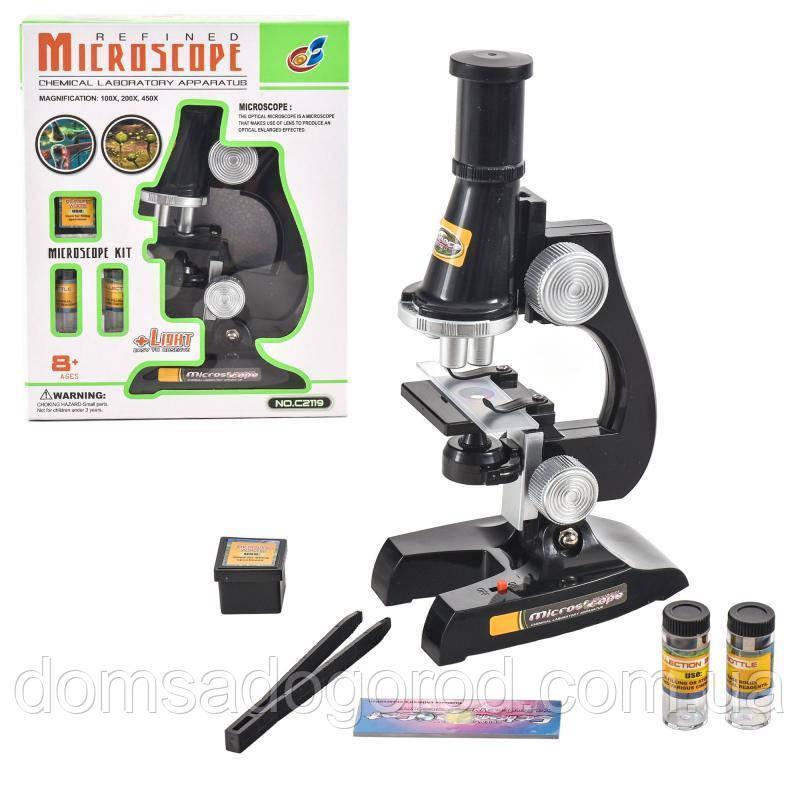 Мікроскоп дитячий C2119