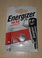 Дискова батарейка Energizer Cell Lithium 3V CR1632