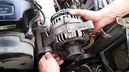 Диагностика генератора грузового автомобиля