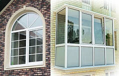 Окна и балконы