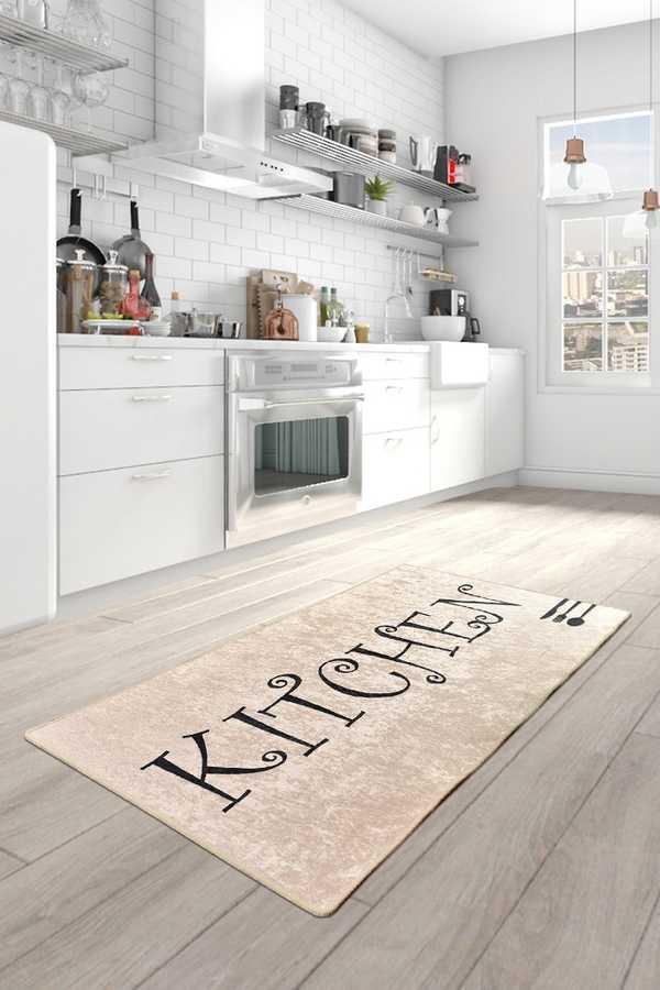 "Коврик для кухни  ""Kitchen"" 80 на 200 см"