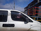 Дефлекторы окон, ветровики Hyundai Starex/H-1 2007-2020 (Autoclover/Корея), фото 2