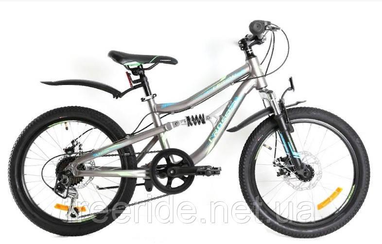 Дитячий швидкісний велосипед Crosser Legion 20 (12 рама)