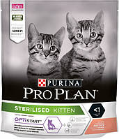 Сухой корм для котят Purina Pro Plan Sterilised Kitten Salmon 10 кг