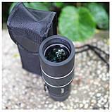 Монокуляр 16х52 и двойным фокусом Подзорная труба Оптический монокль влагозащищенный 8000 м, фото 2