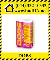 Клеевая смесь армирующая для систем утеплении Dops MultiFix, 25 кг
