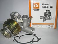 Насос водяной ГАЗ двигатель 405 усиленый подшипник <ДК>