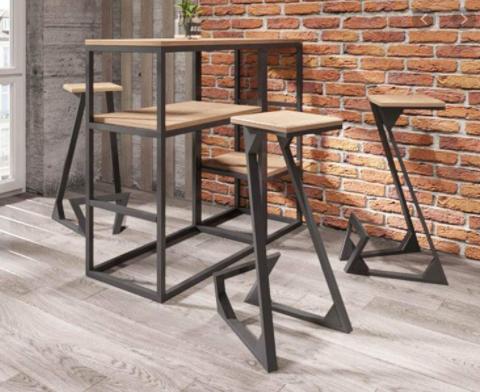 """Барные стойки и барные стулья """"Металл-Дизайн"""""""