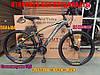 ✅ Гірський Велосипед Azimut Nevada 26 D Чорно-Сірий, фото 2