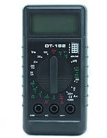 Мультиметр DT182 цифровой портативный звуковая прозвонка
