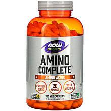 "Амино-комплекс NOW Foods, Sports ""Amino Complete"" (360 капсул)"