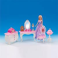 Игровой набор для куклы (Комната принцессы) ID96