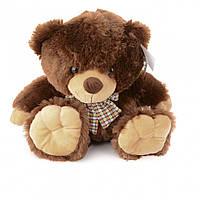 Мягкая игрушка  Медвежонок  коричневый 30 см IF286A