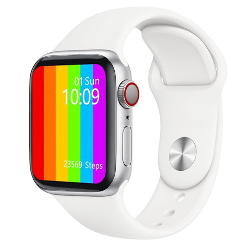 Фітнес браслет трекер Smart watch W26 Розумні спортивні смарт годинник термометр з голосовим викликом для