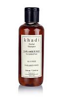 Шампунь Кхади Сандал и Мёд, shampoo Khadi Sandalwood @ honey, 210 мл