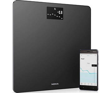 Умные весы Withings Body BMI Wi-Fi Scale Black