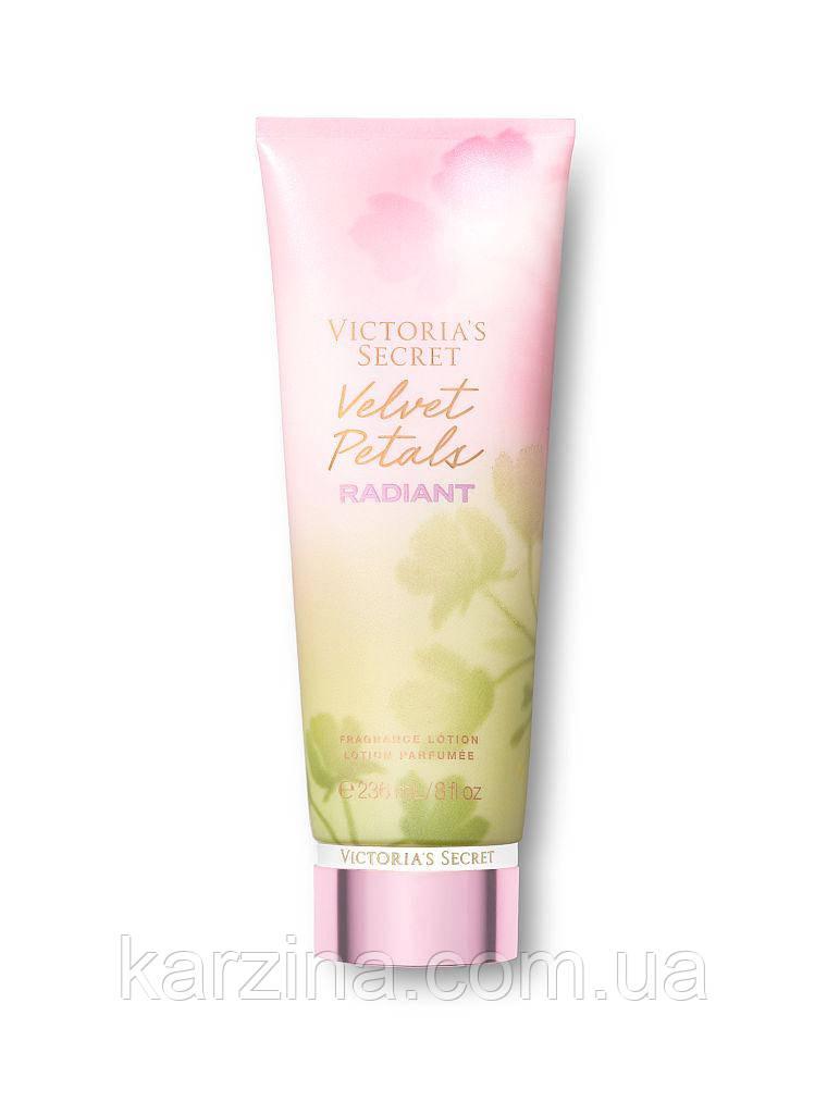 Питательный лосьон для рук и тела Victoria's Secret Hand & Body Lotion Velvet Petals Radiant