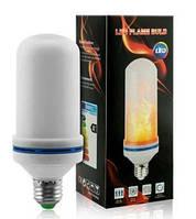 Лампа LED Flame Bulb цоколь E27