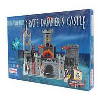 Детский 3D пазл Замок пиратов IE13