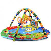 Развивающий коврик для детей (Сказочная долина) IK69