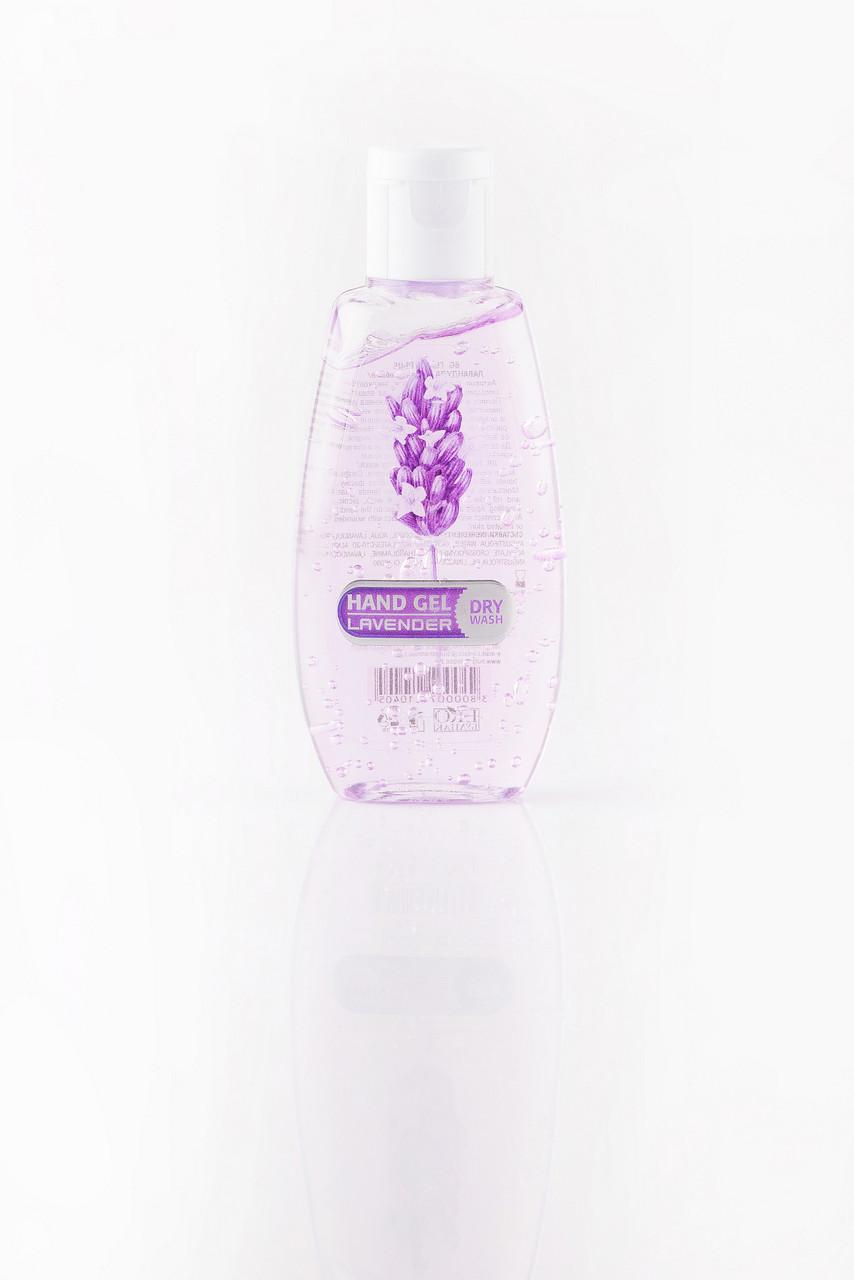 BULGARIAN ROSE Lavender Hand Gel Dry Wash Гель для рук сухе очищення з екстрактом лаванди