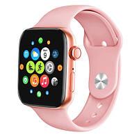 Фитнес браслет трекер Smart watch T500 Plus Умные спортивные смарт часы пульсометр с микрофоном для здоровья