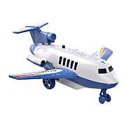 Детский игрушечный пассажирский самолет IM377