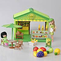 Детский игровой набор (Фруктовый магазин) со светом и звуком IM366