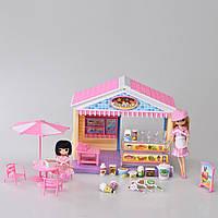 Детский игровой набор магазин  (Мороженое) со светом и звуком IM373
