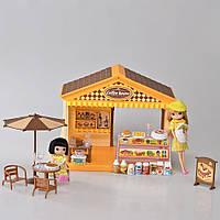 Детский игровой набор  магазин (Кофе) со светом и звуком IM370