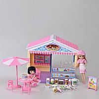 Детский игровой набор магазин (Мороженое) со светом и звуком IM368