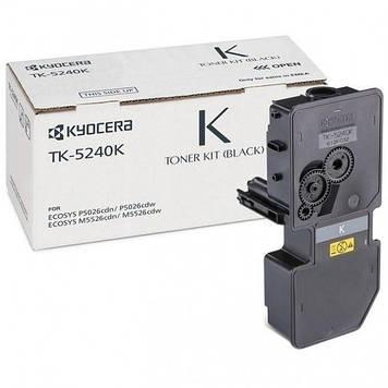 Картридж Kyocera TK-5240K для M5526cdn/cdw/P5026cdn/cdw (1T02R70NL0)