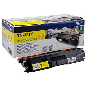 Тонер-картридж Brother HL-L8250CDN yellow (TN321Y)