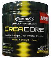 Креатин с транспортной системой MuscleTech Creacore 293 г  лимон-лайм