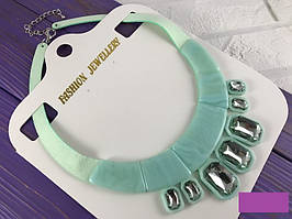 Колье женское ожерелье