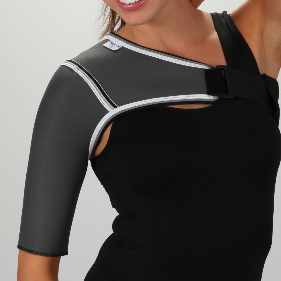 Бандаж неопреновый для фиксации плечевого пояса - Ersamed REF-620