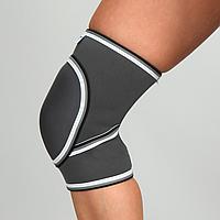 Наколінник неопреновий із закритою, посиленою колінною чашечкою - Ersamed REF-105