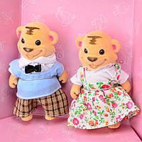 Набор игровых фигурок Тигры (Счастливая семья) IF252