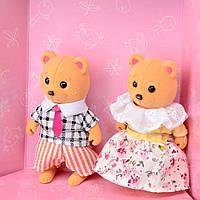 Набор игровых фигурок Медведи (Счастливая семья) IF239