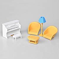 Игровой набор мебели для гостиной (Счастливая семья) IF236